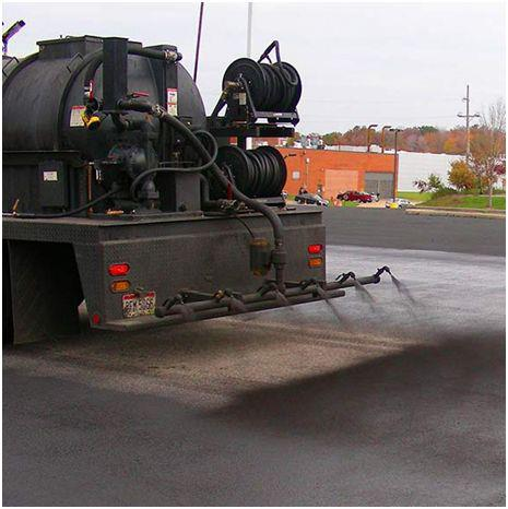 Sealcoating And Paving