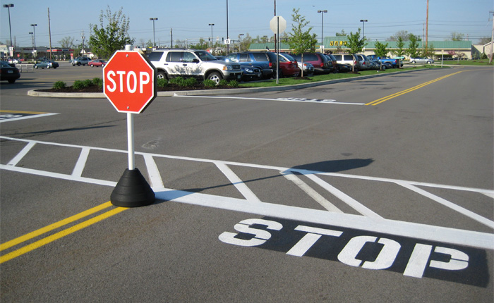 Why Do You Need Parking Lot Signs?