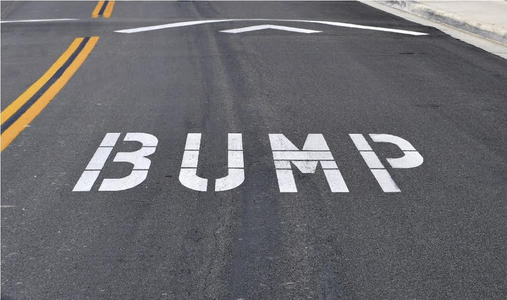 Speed-humps-bumps