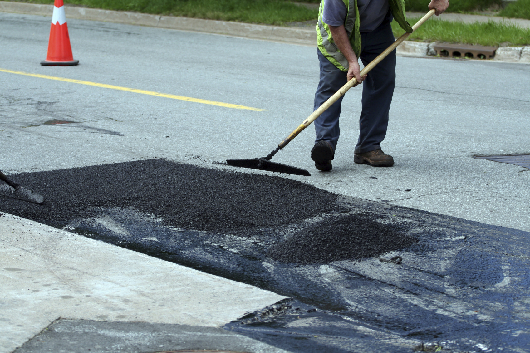 Potholes Are More Than A Bump In The Road